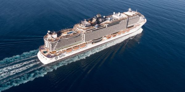 Here's a look at the cruise experience of the future