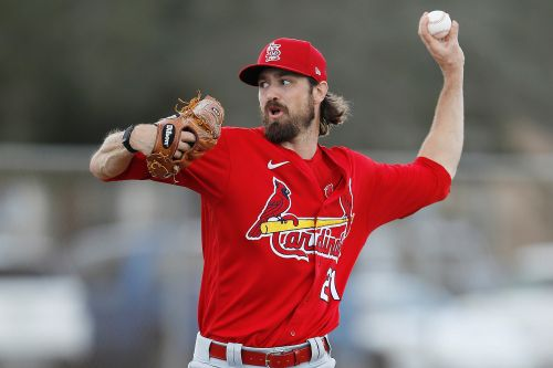 Andrew Miller's optimism persists as MLB players dig heels in