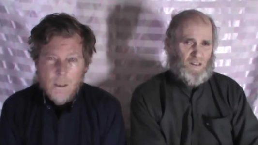 Taliban releases 2 kidnapped professors who were hostages for 3 years