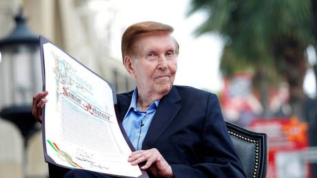 Sumner Redstone, billionaire media tycoon who bought Viacom and CBS, dies