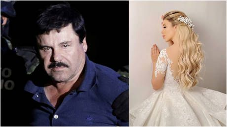 Beauty queen wife of drug lord El Chapo ARRESTED in Virginia on drug trafficking charges, accused of planning TWO prison escapes