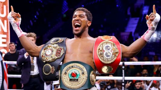 When is Anthony Joshua's next fight? Date, time, price, odds, full card for Joshua vs. Kubrat Pulev