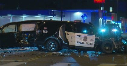 MPD Officer Brian Cummings Charged In Collision That Killed Leneal Frazier