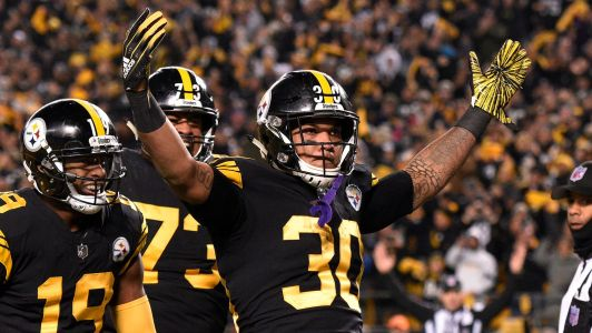 Steelers RB James Conner evaluated for possible concussion
