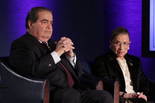 Son of Antonin Scalia shares details of dad's bond with Ruth Bader Ginsburg