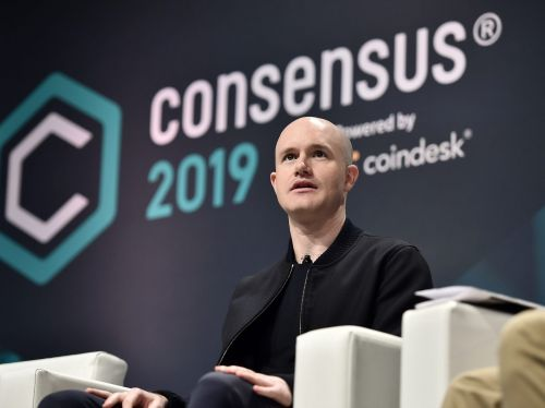 Coinbase sent the mysterious creator of bitcoin a copy of its public filing in a symbolic gesture