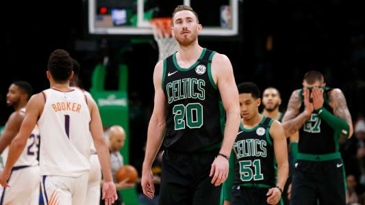 Celtics, Hornets finalize sign-and-trade deal involving Gordon Hayward