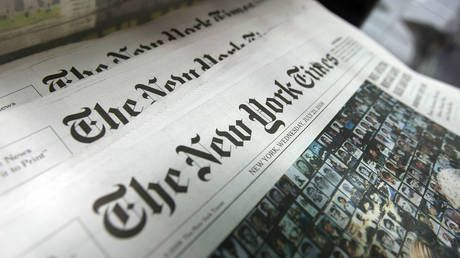 'Look in the mirror': New York Times ripped for warning about 'deadly misinformation'