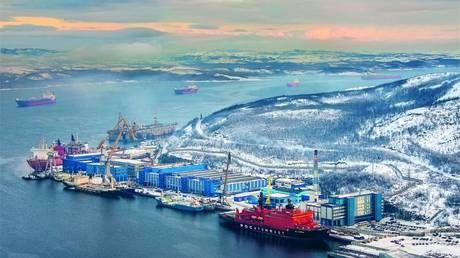 Russia building most powerful icebreaker fleet, aims for year-round sailing on its Arctic sea route - Putin