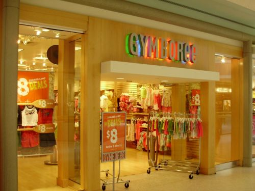 Gymboree is shutting more than 800 stores as it files for bankruptcy