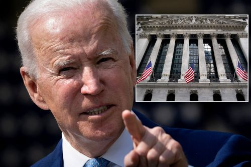 Biden to propose nearly doubling capital gains tax for the rich