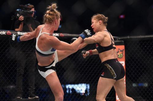 Why Dana White says Ronda Rousey vs. Holly Holm was his best promoted fight