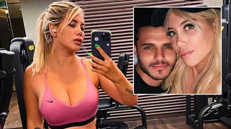 Argentinian ace Icardi's wife and agent Wanda 'hired private detective and hacked his phone' before rumored split with PSG striker
