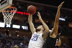 Mamukelashvili shot at buzzer lifts Seton Hall over Butler