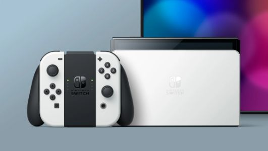 The Switch OLED is better than a Switch Pro