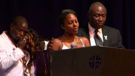 Leneal Frazier's Family Calls For Justice After Deadly Crash With Minneapolis Police Squad Car