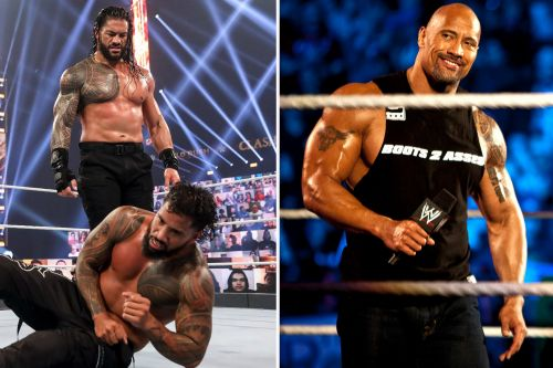 Roman Reigns' brilliant heel turn could lure The Rock back for WWE farewell