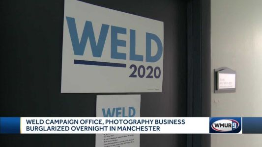 Bill Weld campaign office, other businesses burglarized in NH