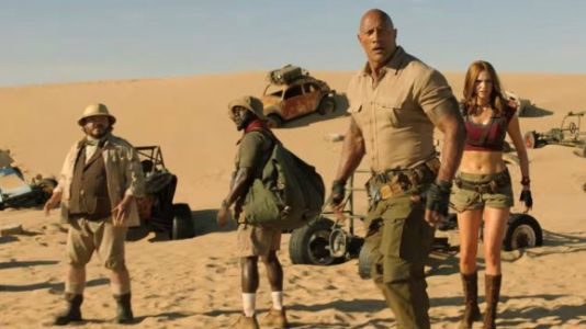 The Game Awards will air in 53 Cinemark theaters alongside Jumanji sequel