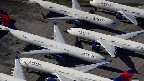 Delta puts pro-Trump customers who yelled at Mitt Romney & Lindsey Graham on NO-FLY list