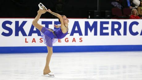 Vegas high roller: Russian quad-jumping sensation Shcherbakova steals show at 2019 Skate America in Las Vegas