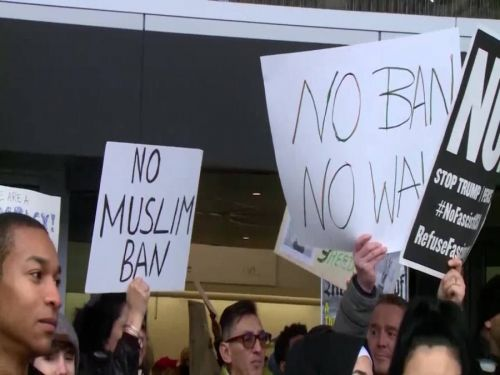 US House passes No Ban Act to prevent future travel bans
