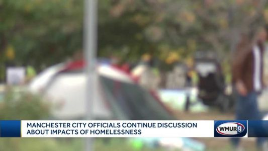 Manchester city officials discuss impacts of homelessness