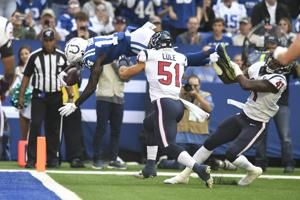 Brissett's big day leads Indy past Texans for AFC South lead