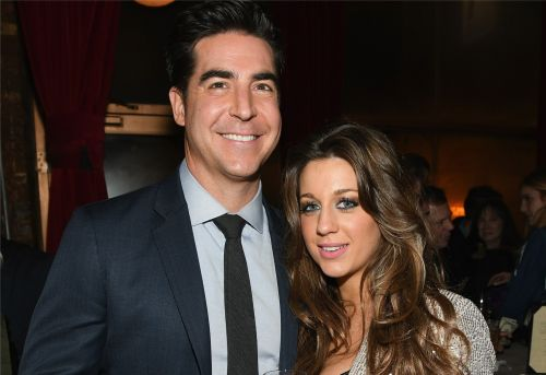 Fox News' Jesse Watters and wife Emma welcome a son