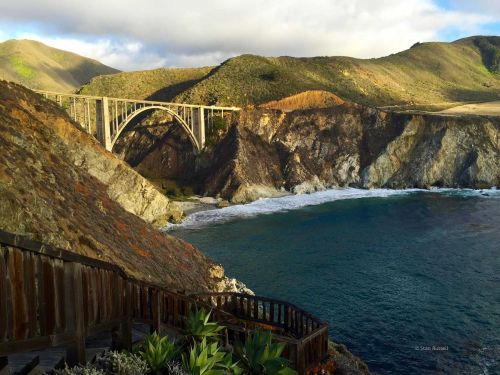 Bixby Bridge has fully reopened after maintenance work was completed ahead of schedule