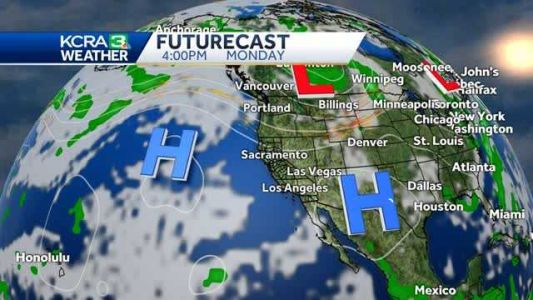 More heat for the weekend but some relief in sight