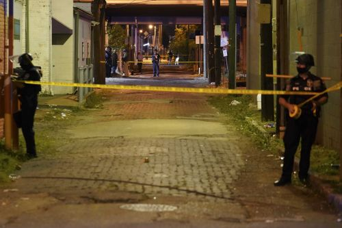 Reports: 2 Louisville police officers shot, but unclear if tied to protests