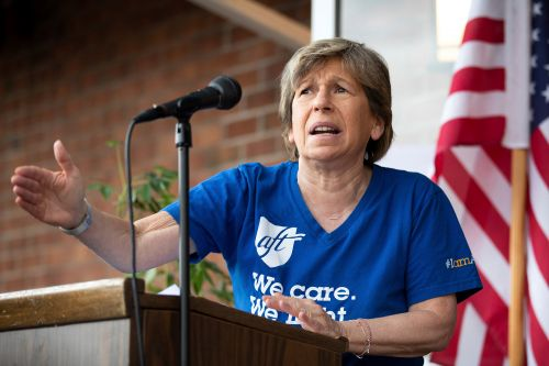 AFT's Weingarten says CDC asked union to weigh in on school reopenings