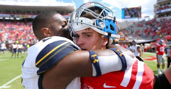 Pac-12: Officials ruled correctly in Cal-Ole Miss game, but instant replay needed 'better judgment'