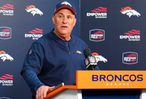 Broncos coach Vic Fangio: 'I don't see racism at all in the NFL'
