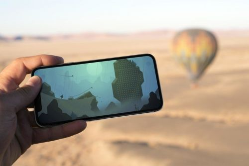 Alto's Odyssey: The Lost City is now on Apple Arcade and you should get it