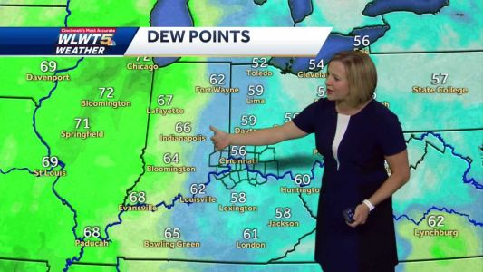 Normal July Heat and Humidity Return This Weekend