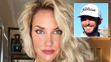 Paige Spiranac sermonises about being 'more real on social media' as golf stunner backs Max Homa over Tiger Woods tribute backlash
