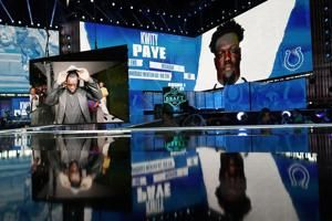 Indianapolis signs 5 draft picks, 5 undrafted free agents