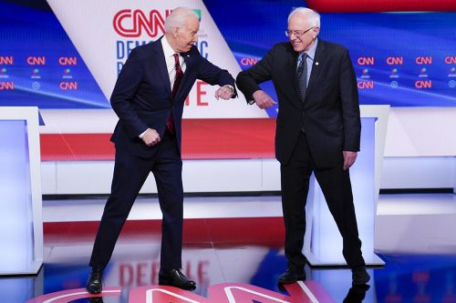 'We have to get rid of Trump': Pro-Bernie group launches effort to boost Biden