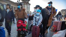 At Least 3 Dead In China As Officials Say New Virus Can Spread With Human Contact