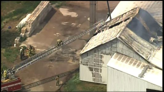 Albany Fertilizer Distributor Fire Posed No Threat To Area Residents, Fire Dept. Says