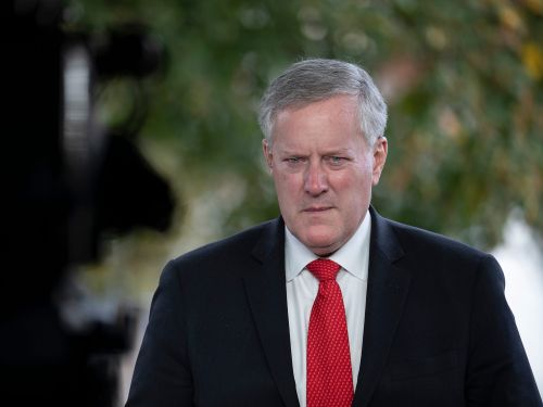 White House Chief of Staff Mark Meadows says 'we are not going to control the pandemic'