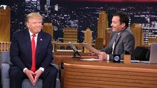 Donald Trump Attacks Jimmy Fallon For Expressing Regret About That 2016 Interview