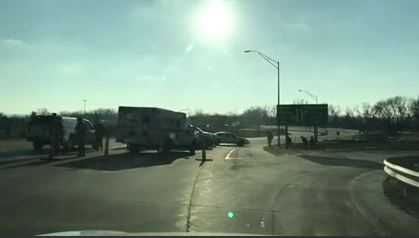 K-9 detects suspicious package at USSTRATCOM gate