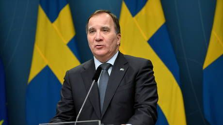 Sweden's Christian Democrats vow to vote against Prime Minister Lofven in vote of no-confidence, following Left & Sweden Democrats