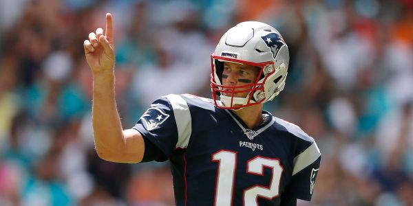 'Just let us play!': Tom Brady criticizes NFL officiating during game he wasn't playing in