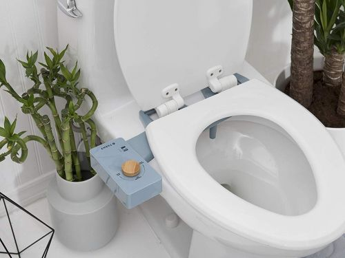 I bought a $79 bidet attachment for my toilet in an effort to be more eco-friendly and hygienic - and now I can't imagine not having one