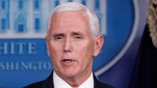 Searing Supercut Makes Mincemeat Of Mike Pence's Trump Coronavirus Defense