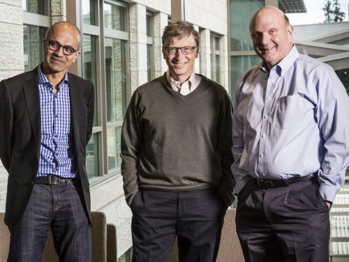 Meet 13 former Microsoft employees who went on to build billion-dollar companies